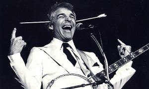 Steve Martin A Wild and Crazy Guy